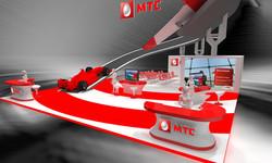 Визуализация для компании МТС