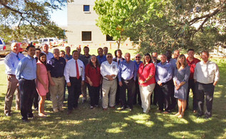 SSC AT TAMU HOSTS REGIONAL MANAGER MEETING