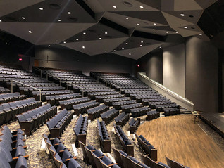 RUDDER THEATER GETS UPDATED LOOK