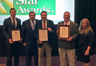 GREEN STAR AWARDS PRESENTED AT PGMS CONFERENCE