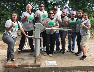 SAVE WATER/GIVE LIFE 2019 EL SALVADOR SCHOLARSHIP TRIP