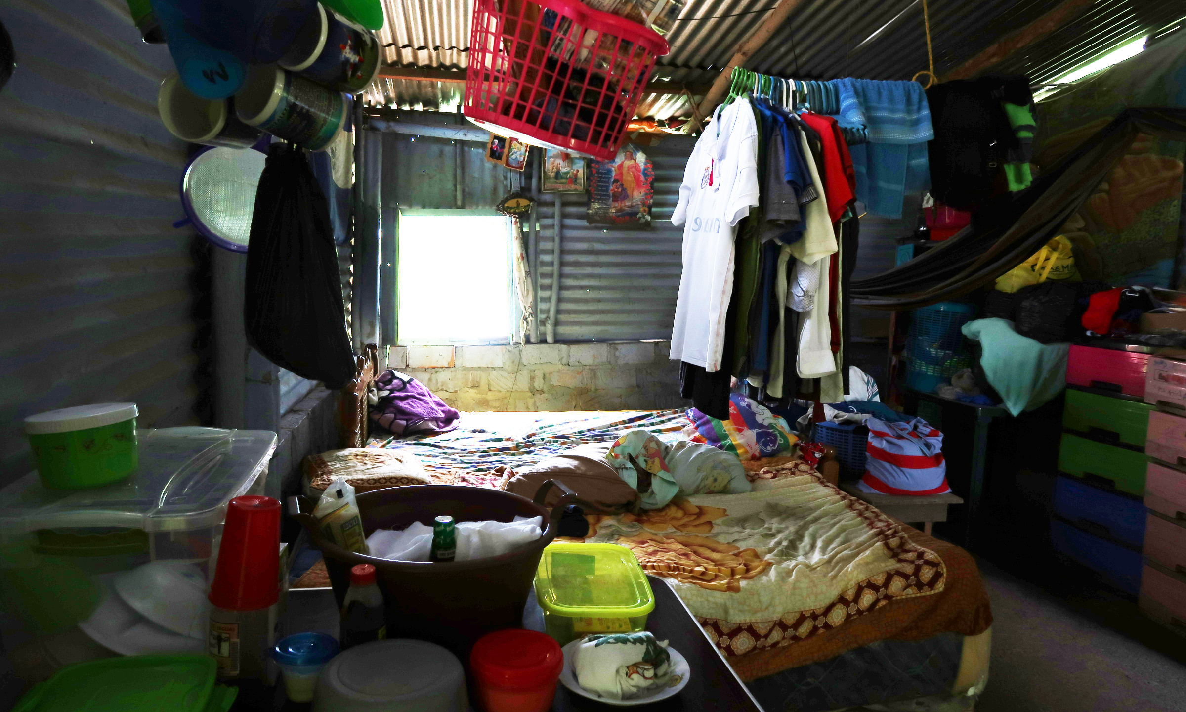 Typical 1 room home