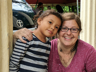 SARAH BOREEN REFLECTS ON EL SALVADOR SERVICE TRIP