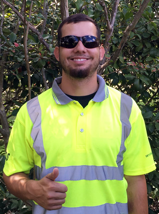 SHOUT-OUT FOR PASSING ARBORIST EXAM