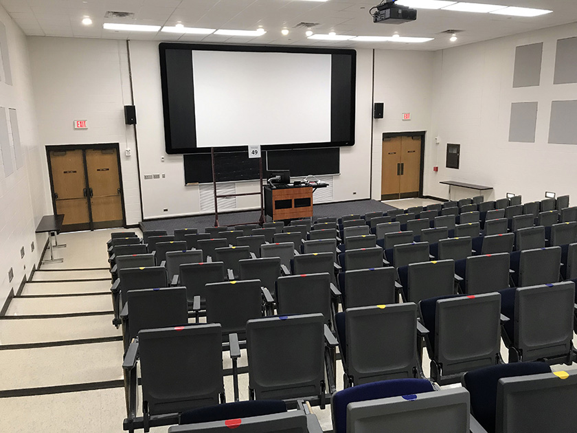 room1 labeled for seating