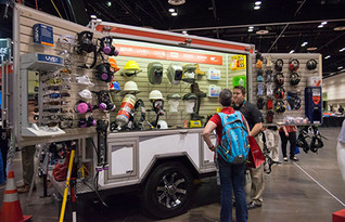 SSC ATTENDS ANNUAL GRAINGER TRADE SHOW