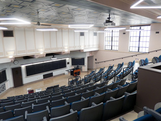 HALBOUTY CLASSROOM RENOVATIONS COMPLETED