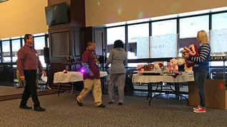 CUSTODIAL HOSTS ANNUAL HOLIDAY CELEBRATION FOR ALL ASSOCIATES