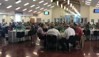 SPRING CUSTOMER APPRECIATION LUNCH A TREMENDOUS SUCCESS