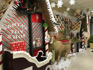 SSC CHRISTMAS DOOR CONTEST 2019