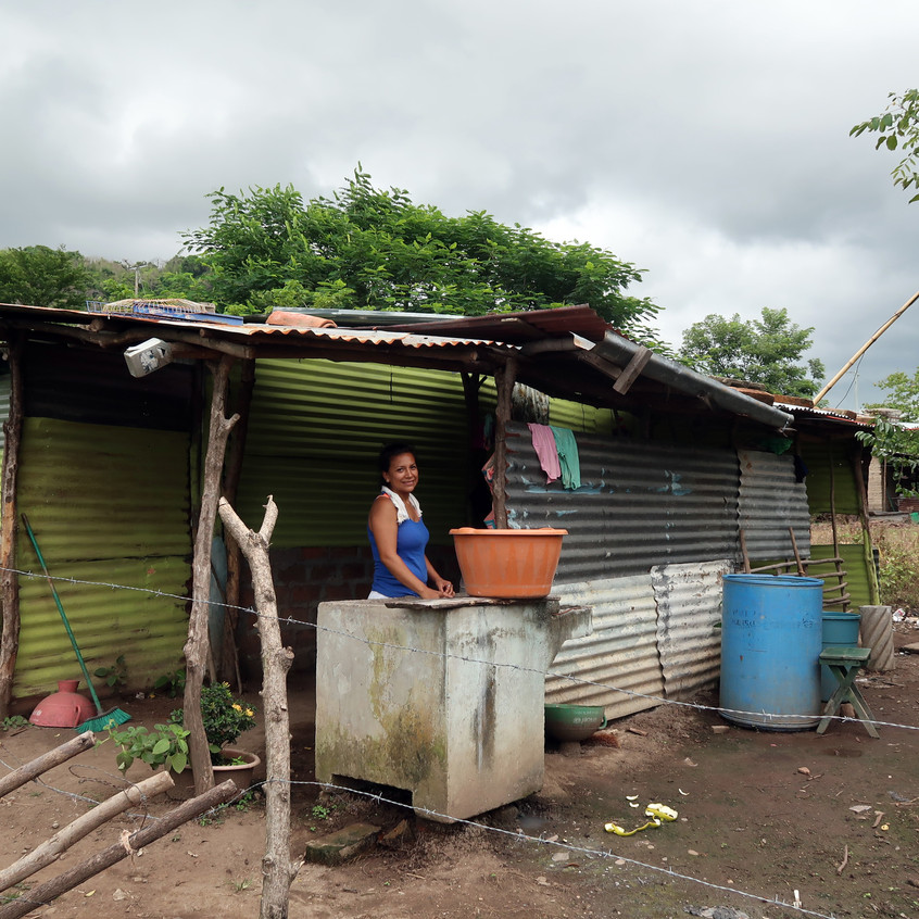 Typical house in Puente Viejo