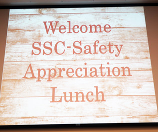 SAFETY COMMITTEE APPRECIATION LUNCH