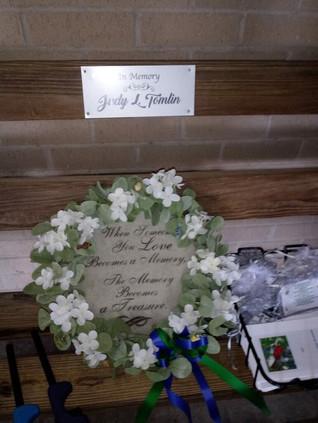 CELEBRATING THE LIFE OF JUDY TOMLIN