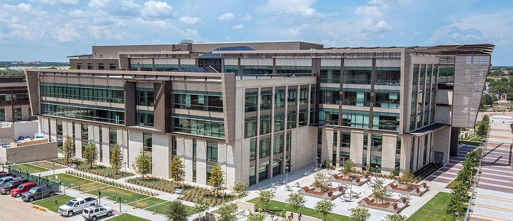 TAMU Zachry Engineering Education Complex