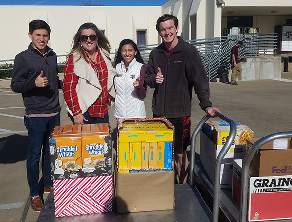 EDCS DONATES TO 12TH CAN