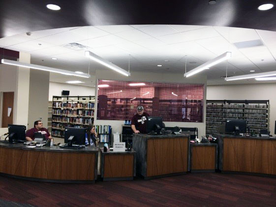 Evans Library Phase 3