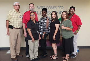 CUSTODIAL JOB FAIR A GREAT SUCCESS!