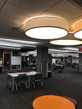 EVANS LIBRARY PHASE 3 RE-IMAGINED