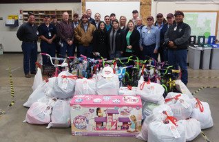 ANGEL TREE PROJECT A HUGE SUCCESS!