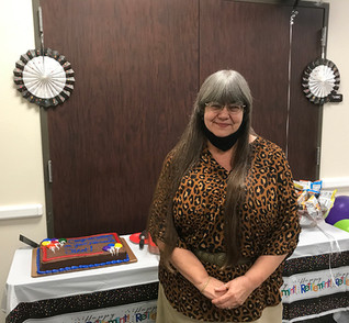 JANET RICHMOND RETIRES AFTER 28 YEARS OF SERVICE