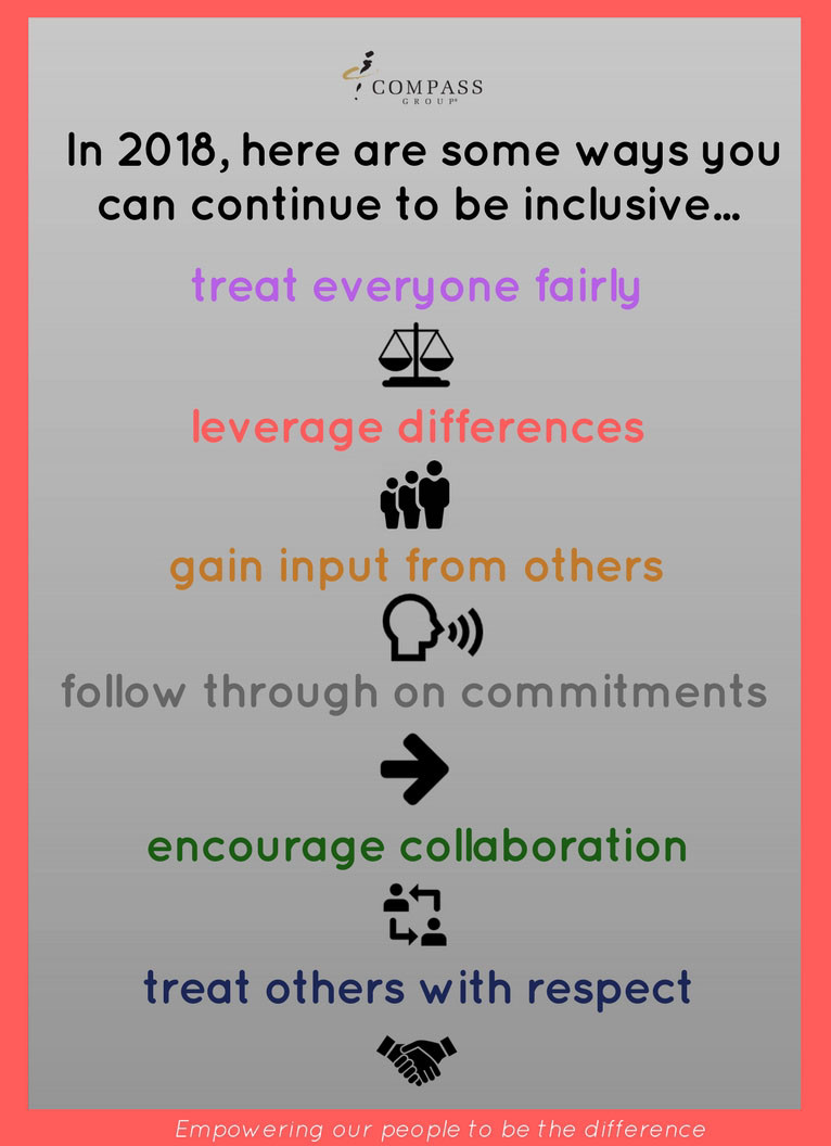 January Diversity & Inclusion