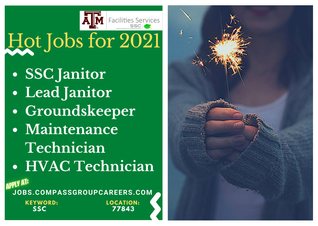HOT JOBS FOR 2021
