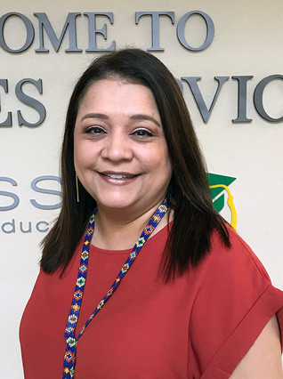 HR WELCOMES DONNA GARZA