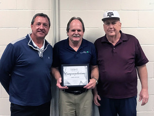 JAMES MOORE NAMED CUSTODIAL GEM OF THE YEAR