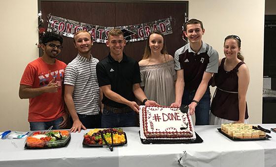 2018 SSC Student Worker Graduates