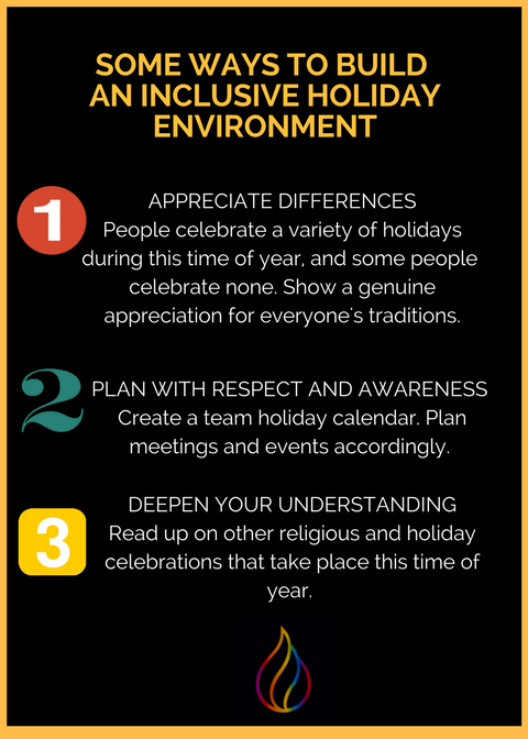 December Diversity & Inclusion