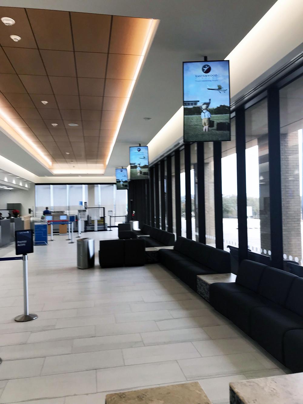 Easterwood Airport renovation