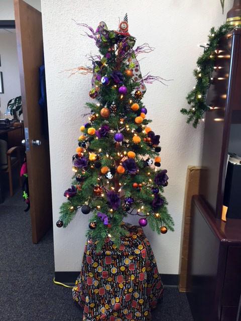 EDCS Halloween Tree