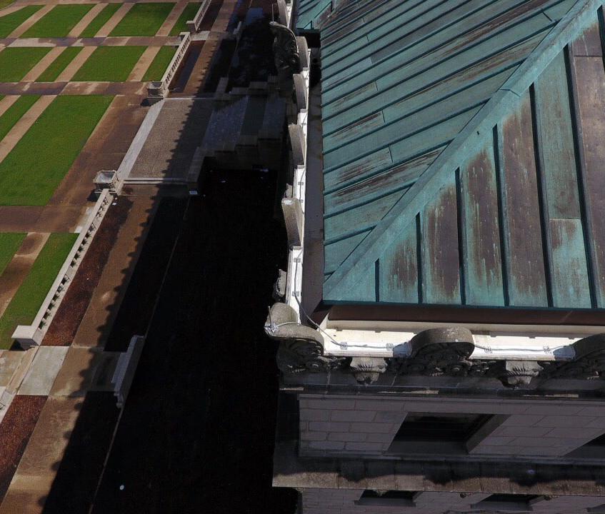 JK Williams gutters-drone view (2)