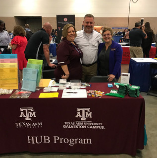 SSC REPRESENTS AT HUB SPOT BID FAIR