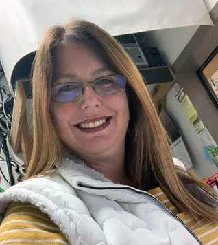 WELCOME BROOKE GONGORA, MANAGER OF SSC GRAPHICS SHOP