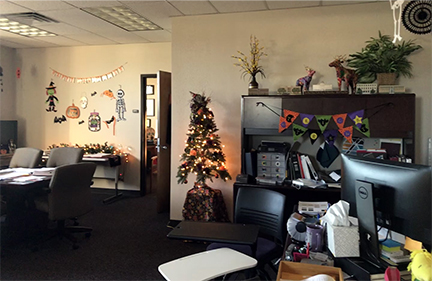 EDCS office