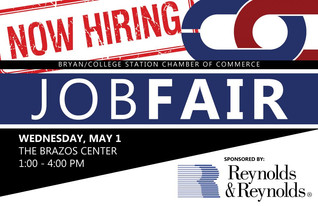 HR ATTENDS CHAMBER SPRING JOB FAIR