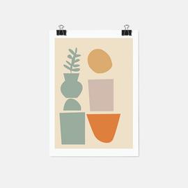 Wall Of Art Poster - Calm