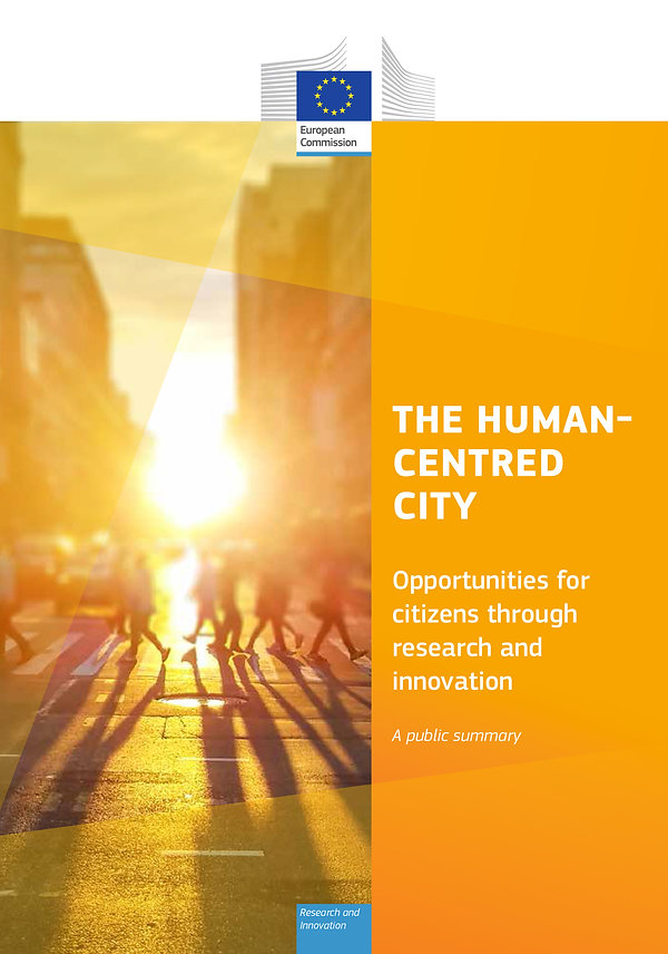 The human-centred city - Public Summary-
