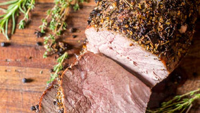 Herb Crusted Sirloin Tip