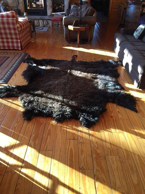 Extra Large Bison Hide
