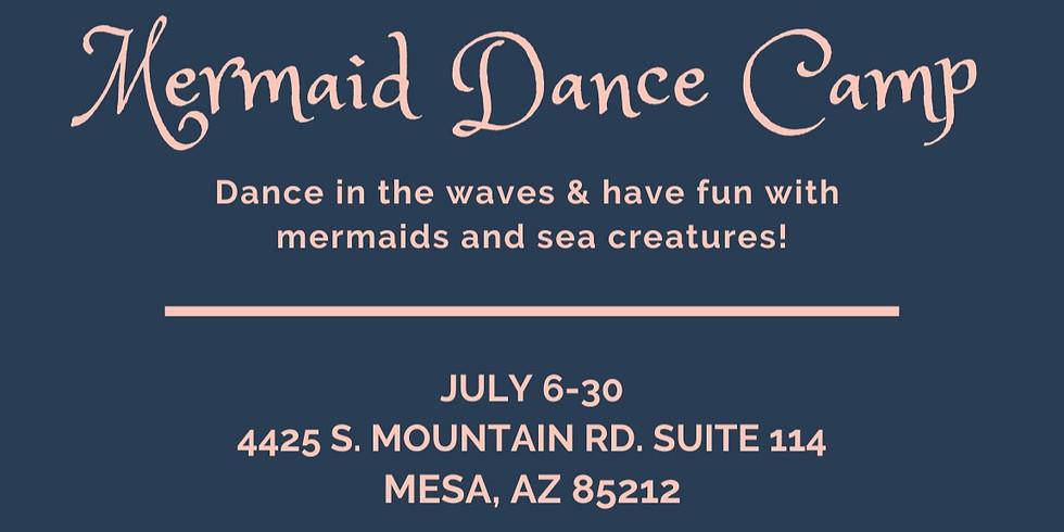 Mermaid Dance Camp