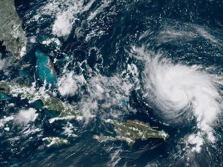Hurricane Season & COVID 19