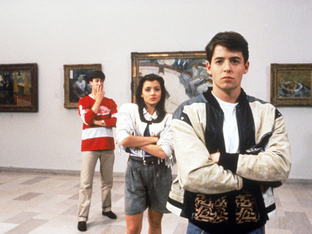 Channeling Ferris - Our Top 11 Strategies for Inner Ease NOW