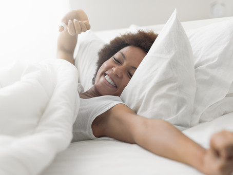 5 Steps to Start the Day Right - Before You Even Get Out of Bed!