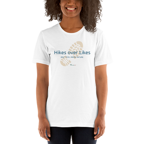 Hikes Over Likes - Know Nature (Unisex)