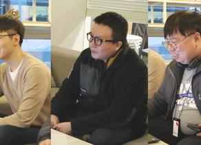 [Dream 人 Us]  콘텐츠팀  Andrew, Dio, Patrick 인터뷰