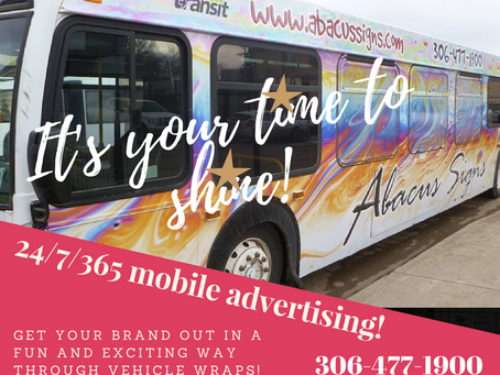6 Great Reasons for a Vehicle Wrap