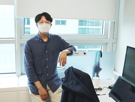 리더 인터뷰 | 큐레이션팀 Fran