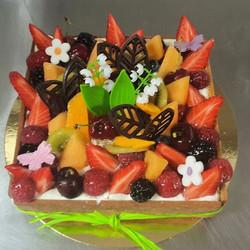 Cagette aux fruits